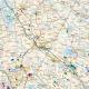 Visar eko-certifierade marker i närheten av Glommersträsk